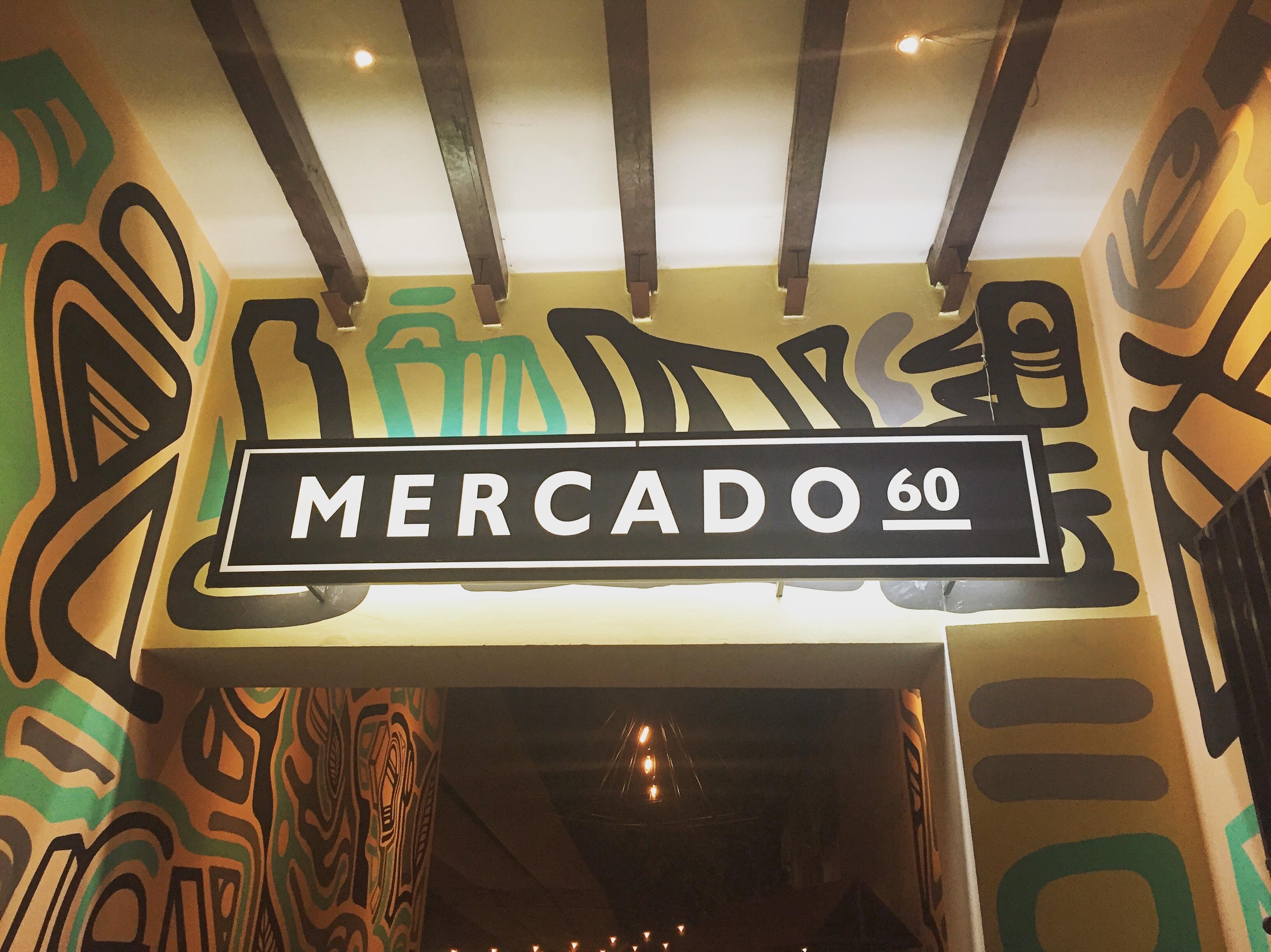 Mercado 60 Comida Gourmet