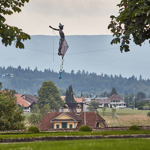 ST URBAN, SWITZERLAND