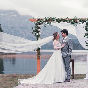 Elizandra & Gustavo | Casamento em Bariloche