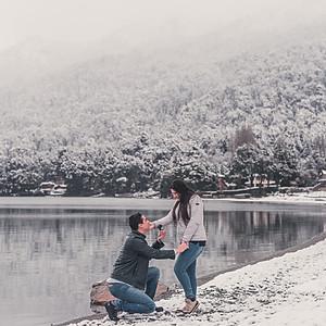 Amanda & Rafael | Pedido de Casamento