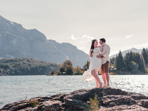 Ensaio Pré Wedding em Bariloche