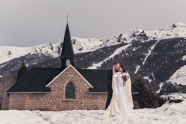 Fotógrafo de Bodas en Bariloche Fotógrafo brasileiro em Bariloche