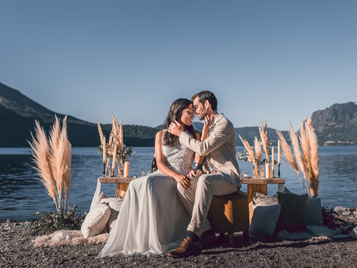 Elopement Wedding em Bariloche