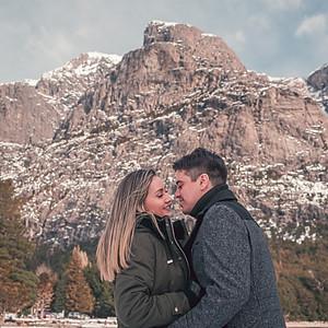 Leila & Aníbal | Ensaio de Família
