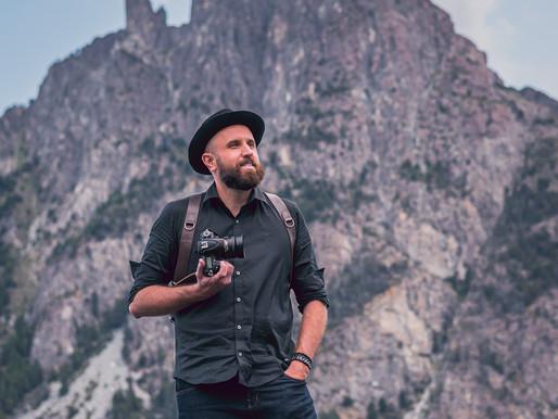 Fotógrafo Brasileiro em Bariloche
