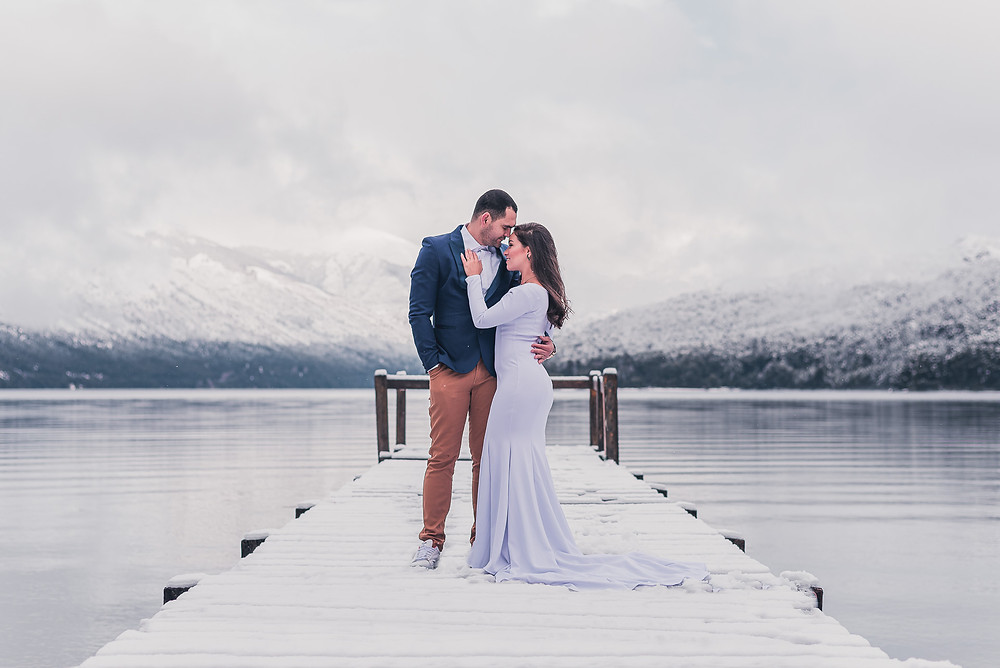 Fotógrafo de Bodas en Bariloche Casamiento Bariloche Mini Wedding em Bariloche