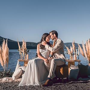 Elopement Wedding - Agata & Rubén