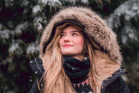 Ensaio de 15 Anos em Bariloche