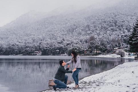 Davi Minatto Fotógrafo Brasileiro em Bariloche – Pedido de casamento em Bariloche