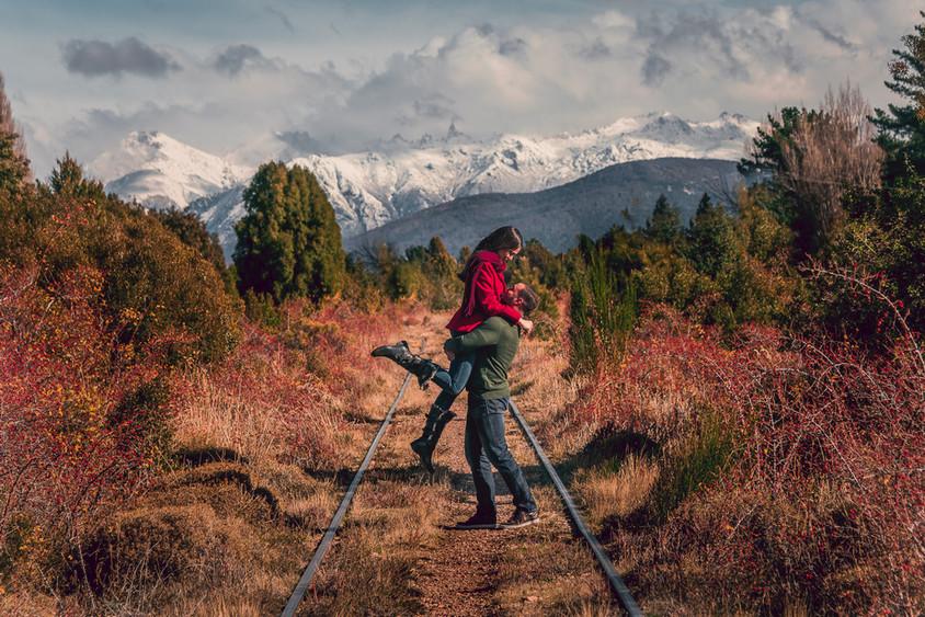 Lua de Mel em Bariloche - Ensaio de Casal em Bariloche - Fotografo brasileiro Bariloche