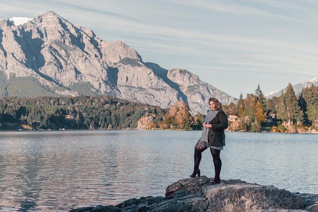Ensaio Individual em Bariloche - Davi Minatto Fotógrafo Brasileiro em Bariloche – Ensaio em Bariloche
