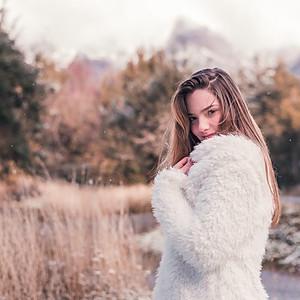 Isabella Milan | 15 anos em Bariloche
