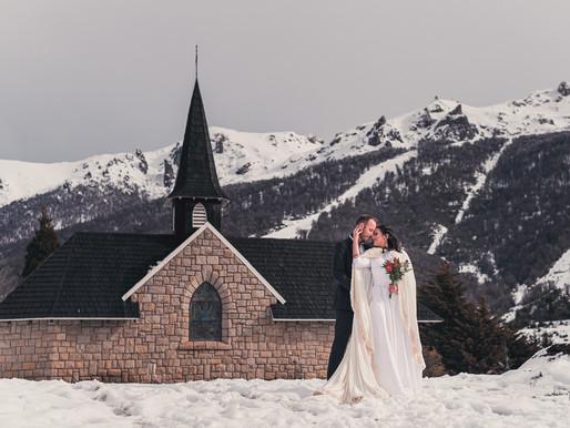 Fotógrafo de Bodas en Bariloche