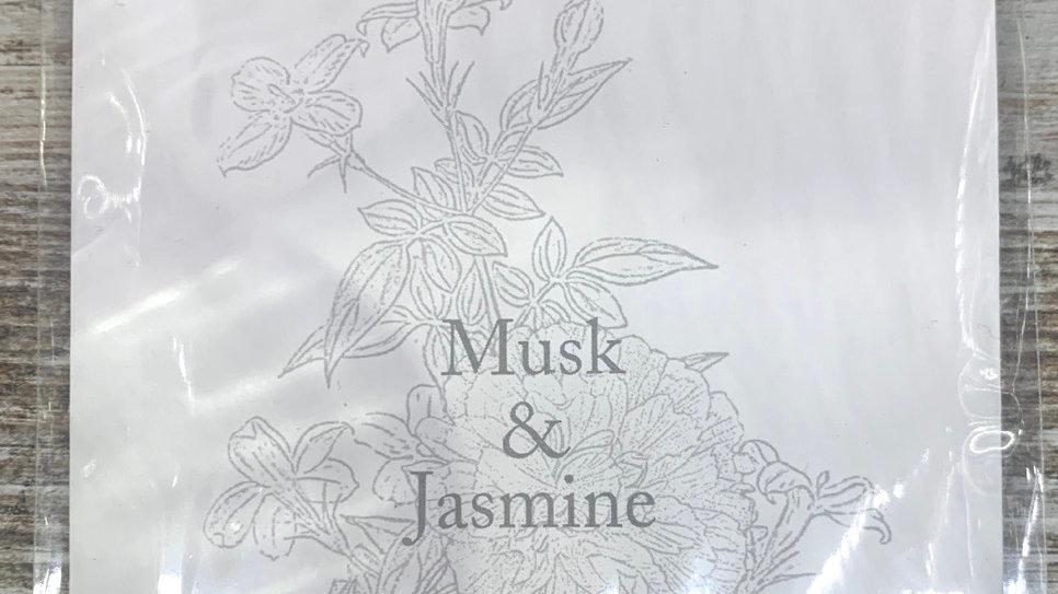 Sachet parfumé Musk&Jasmine