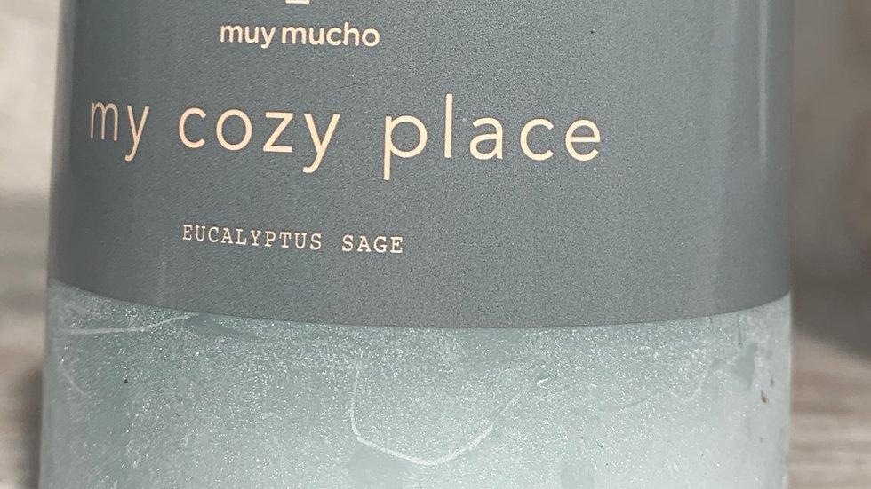 Bougie parfumée My cozy place