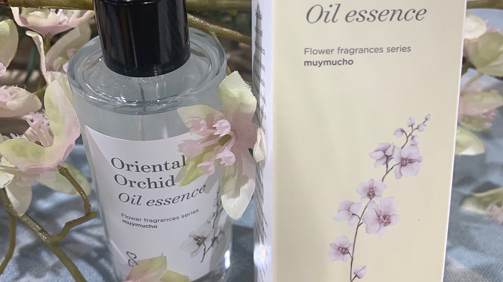 Huile Oriental Orchid