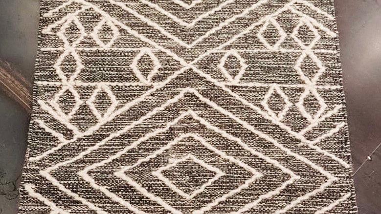 Tapis à motifs géométriques 120x180 cm