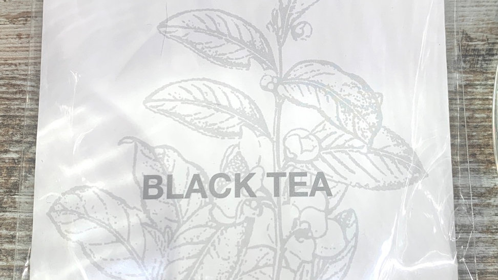 Sachet parfumé Black tea