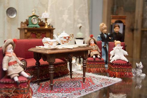 Festa do Chá da Boneca