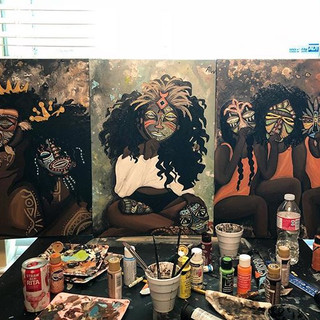 In love with this series so far ❤️🎨...j