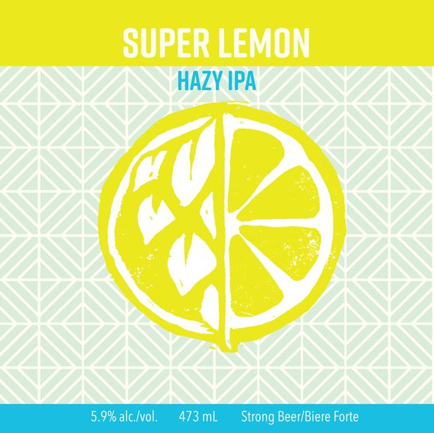 Super Lemon Hazy