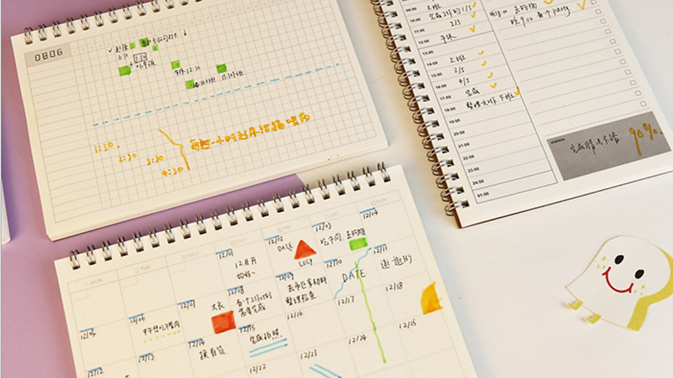 Simple Collection Planner