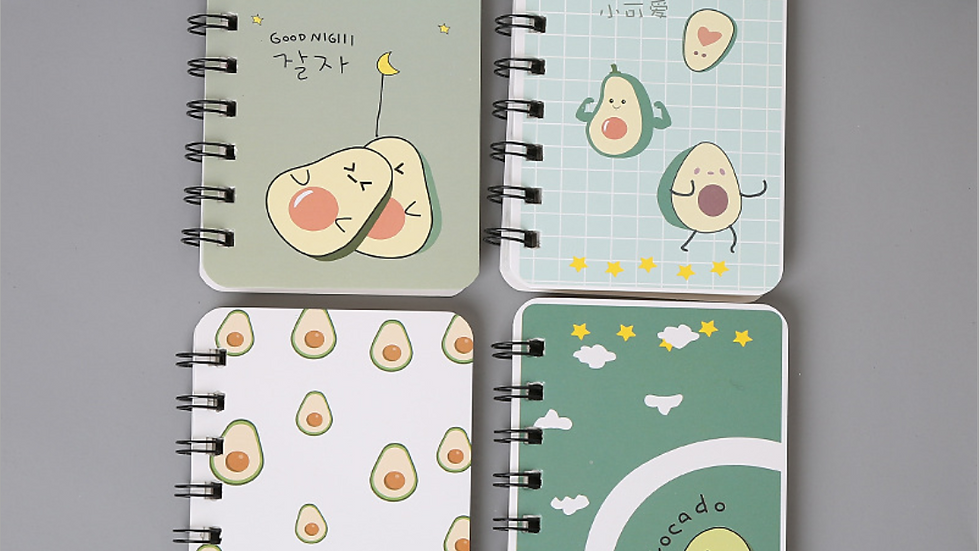 Avocado Convenient Journal