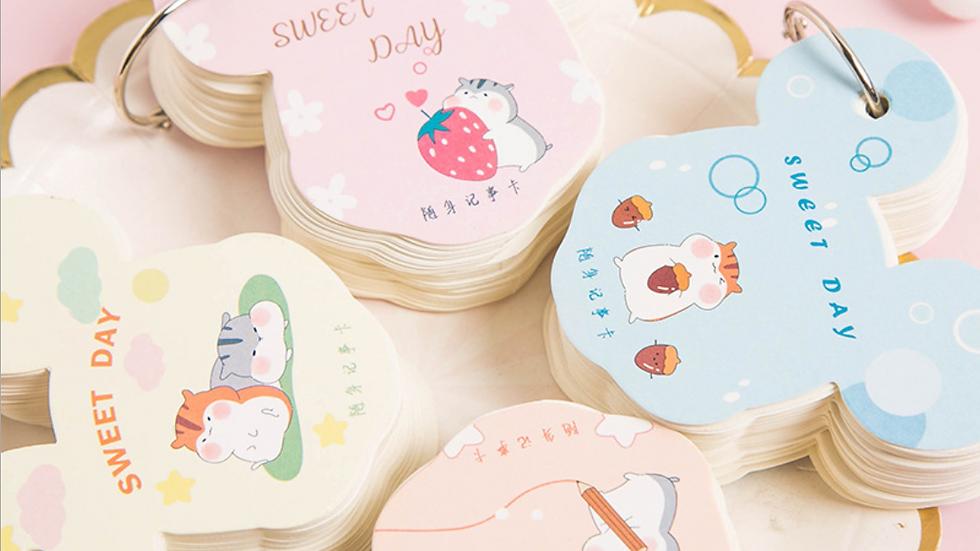 Sweet Day Mini Journal
