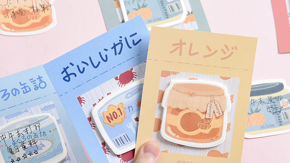 Canned Convenience Stickers