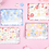 Thumbnail: Floral Envelope Pack of 4