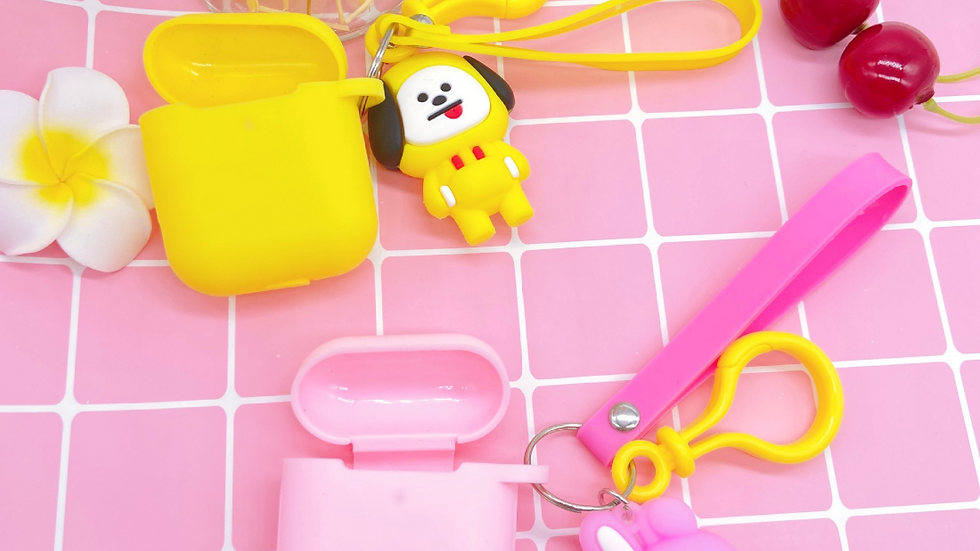 Airpods 1 & 2 Protection Case: BT21