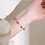 Thumbnail: Strawberry Crystal Bracelet