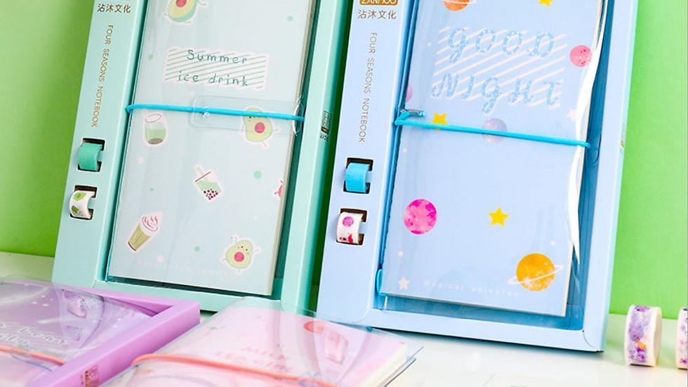 Cute Pattern Journal