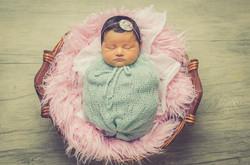Newborn Luiza