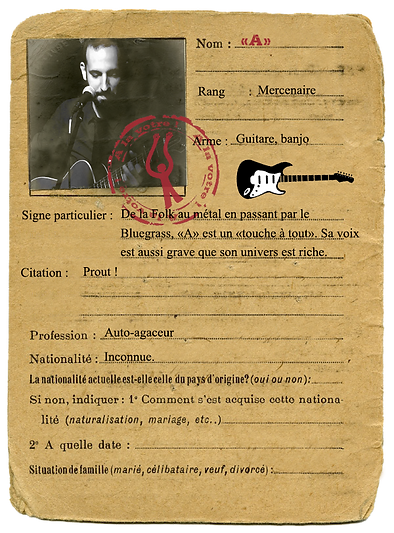 carte A
