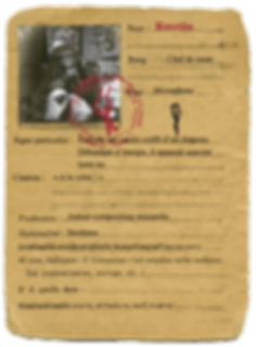 Carte d'identité Koutlakoutla.com, koutla site officiel, nouvel album Sur les bords, rock, musique