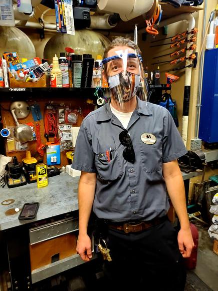 Egis Viso - Face Shields