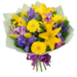 Thank you flowers floral arrangment bouquet