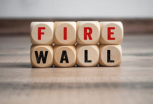 Cubes and dice with term FIREWALL.jpg