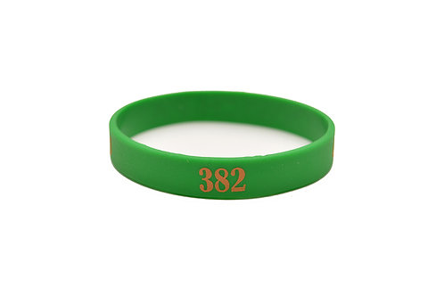 Силиконовые браслеты с нумерацией