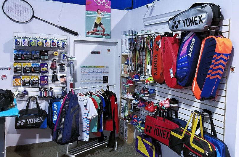 Badminton Pro Shop