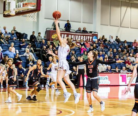 TSP_Women's Basketball vs Auburn Montgom