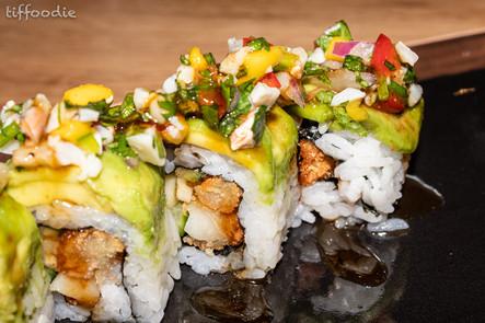 Bahamian sushi