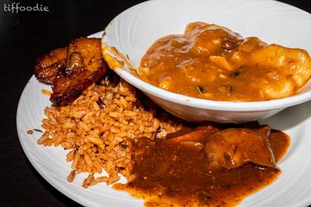 Caribbean foods