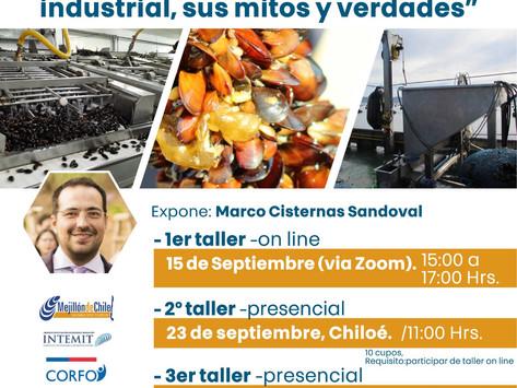 """Se realizará 1er taller de """"Introducción a la Hidráulica Industrial: mitos y verdades"""""""