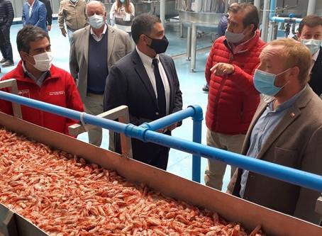 Chile cuenta con la primera planta de economía circular de productos del mar del norte del país
