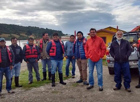 Mitilicultores: Finaliza Programa de Desarrollo de Proveedores en Curanue y Queilen
