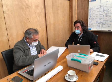 Capacitan a personal de la mitilicultura en el marco de Acuerdo de Producción Limpia