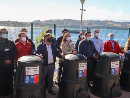 Ministra Schmidt lanza ambicioso proyecto de Gestión de Residuos en Chiloé