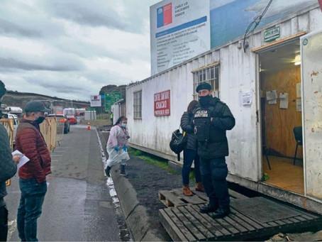Hoy parte el funcionamiento de la aduana móvil en Chacao